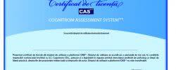 Curs licențiere CAS