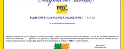 Curs de licențiere PEDa