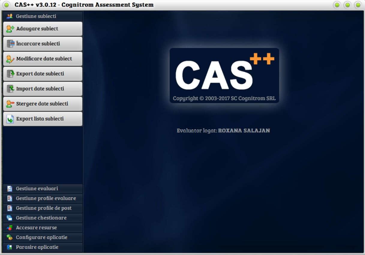 Am lansat noua varianta de CAS++