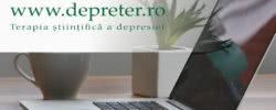 Lansarea clinicii online DEPRETER pentru terapia depresiei